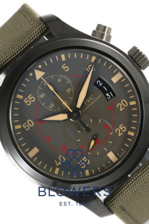 IWC Pilots Watch Chronograph Top Gun Miramar IW3880-02
