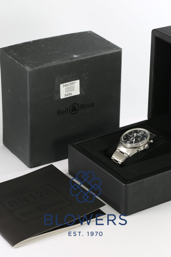 Bell & Ross Vintage Collection BR126-94