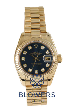 Rolex Oyster Perpetual Datejust 179178