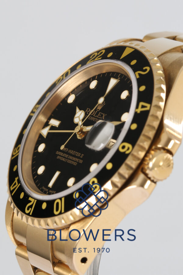Rolex Oyster Perpetual GMT-Master II 16718