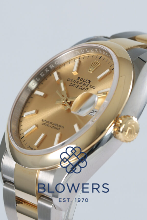 Rolex Oyster Perpetual Datejust 126203