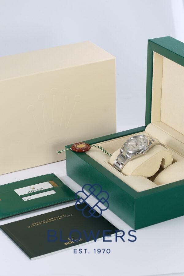 Rolex Oyster Perpetual Date 115200