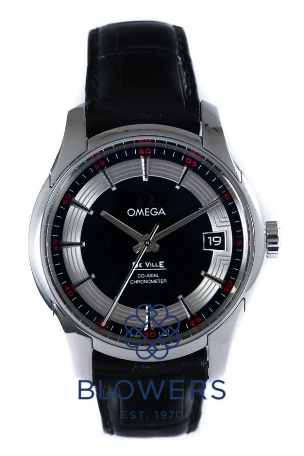Omega De Ville Hour Vision 431.33.41.21.01.001.