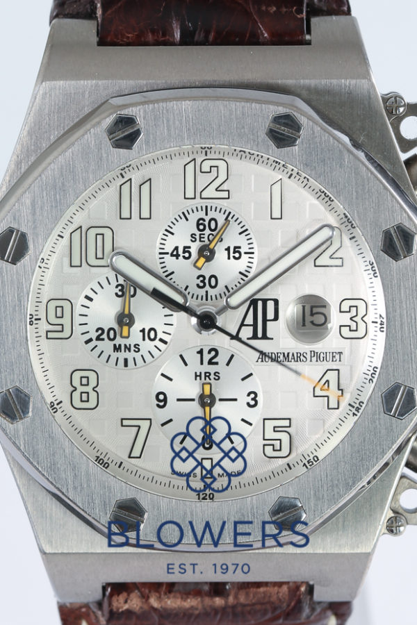 Audemars Piguet Royal Oak Off Offshore T3 limited edition of 500 reference 25863TI.00.A080CU.01