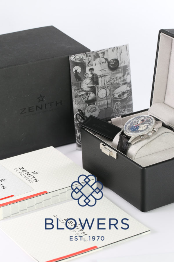 Zenith Chronomaster El Primero 03.2040.4061/23.C496