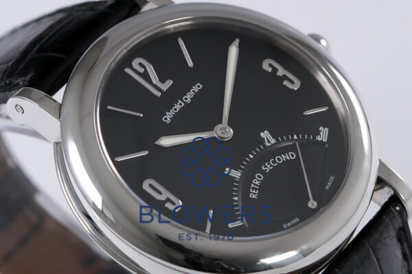 Gerald Genta 'Retro Second' Model G3610