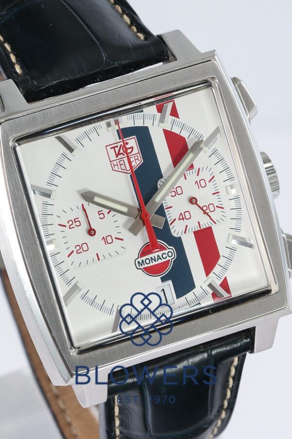 Tag Heuer Monaco Vintage CW2118