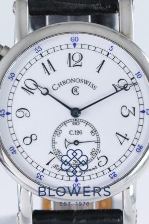 Chronoswiss Répétition à quarts CH1643