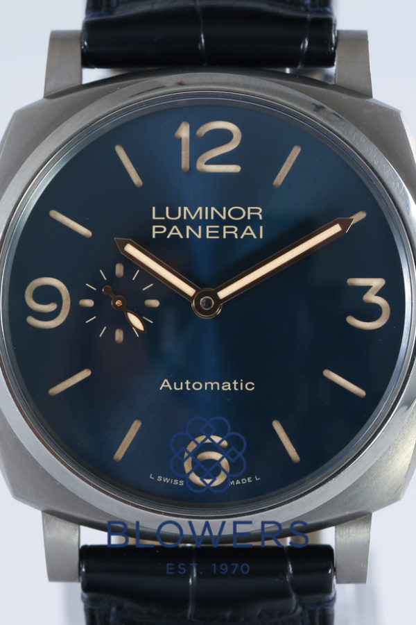 Panerai Luminor Due 3 Days Titanio PAM00729