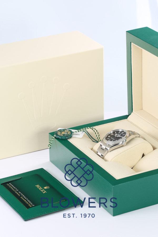 Rolex Oyster Perpetual Explorer 124270