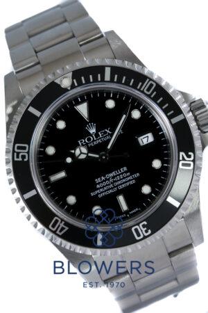 Rolex Oyster Perpetual Sea-Dweller 16600