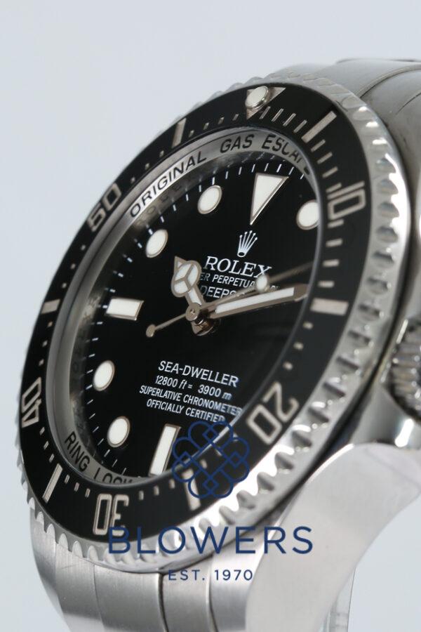 Rolex Oyster Perpetual Sea Dweller DEEPSEA 116660