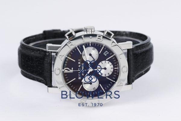 Bvlgari Steel Automatic Chronograph