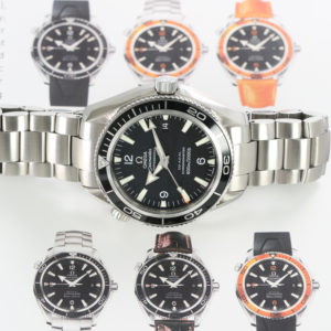 collection of omega watches feature