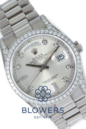 Rolex Oyster Perpetual Day-Date 118389