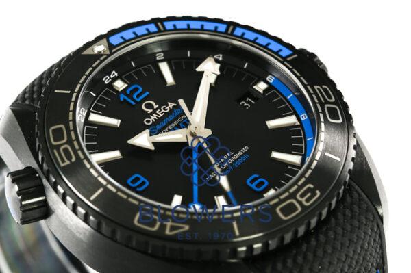 Omega Seamaster Planet Ocean GMT 600m 215.92.46.22.01.002