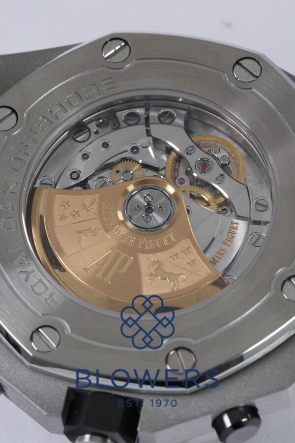 Audemars Piguet Royal Oak Offshore Chronograph Reference 26470ST.OO.A104CR.01.