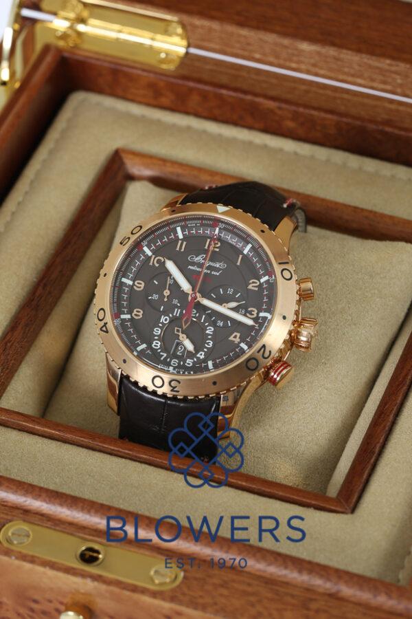 Breguet Type XXII chronograph 3880BR/Z2/9XV