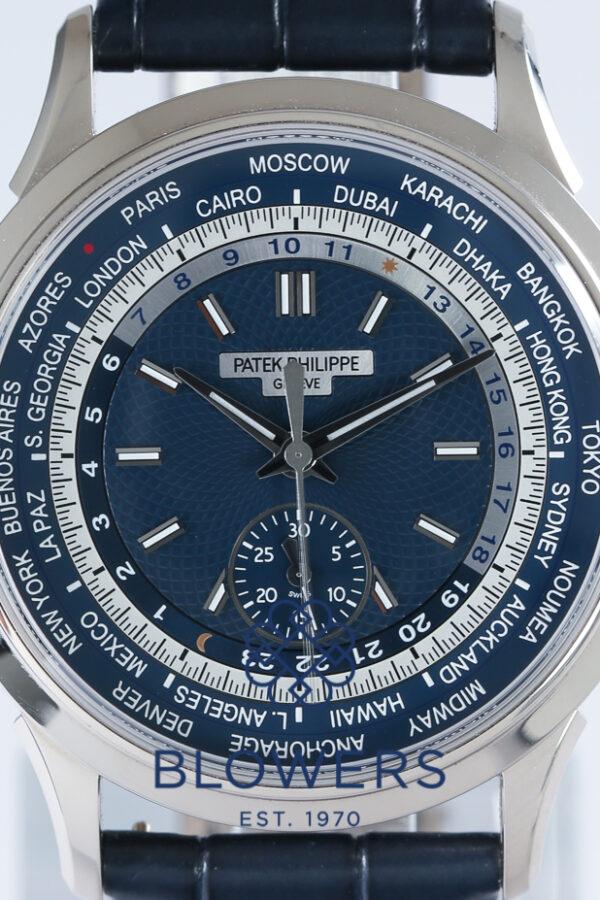 Patek Philippe World Time Chronograph Ref: 5930G-001