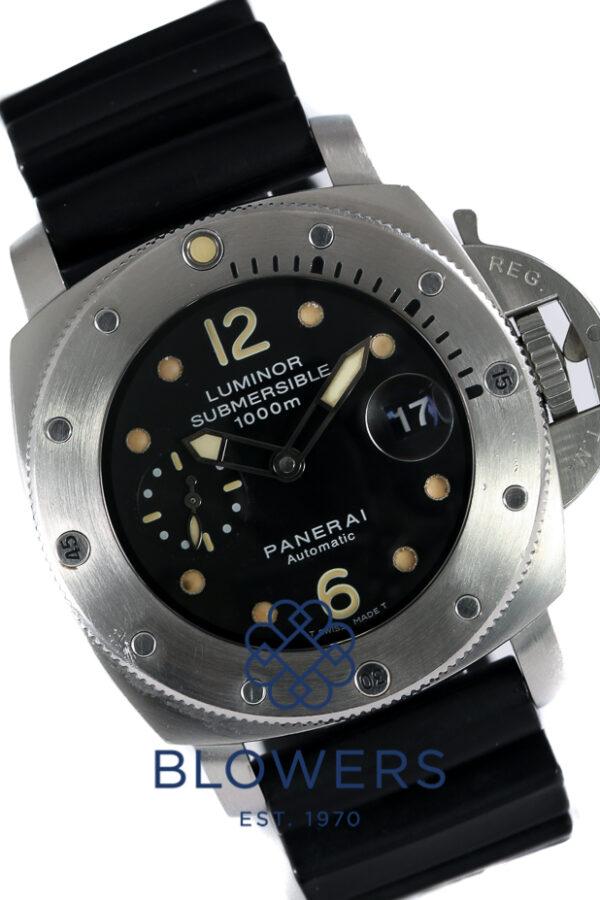 Panerai 1950 Luminor Submersible 1000 meters PAM 00243