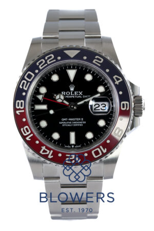 Rolex Oyster Perpetual GMT-Master II 126710BLRO