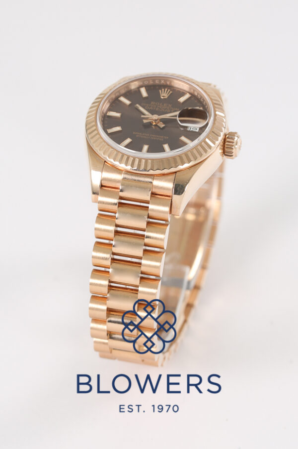 Rolex Oyster Perpetual Datejust 279175