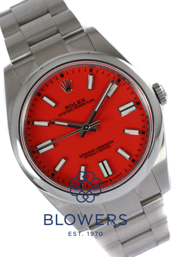 Rolex Oyster Perpetual 124300.