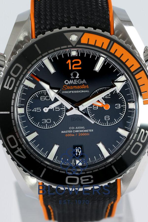 Omega Seamaster Planet Ocean 215.32.46.51.01.001