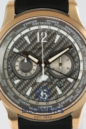Jaeger-LeCoultre Master Compressor Extreme World Chronograph Ref: 150.2.22