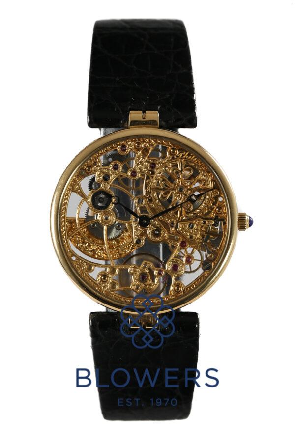 Patek Phillipe 3878J-001 skeleton