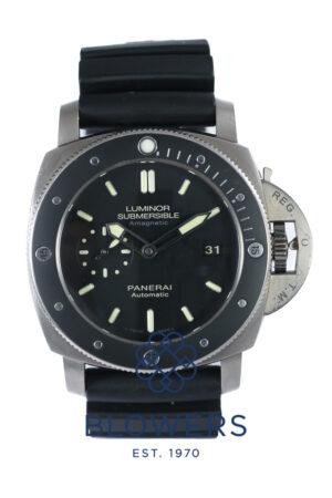 Panerai Luminor Submersible Amagnetic PAM 00389