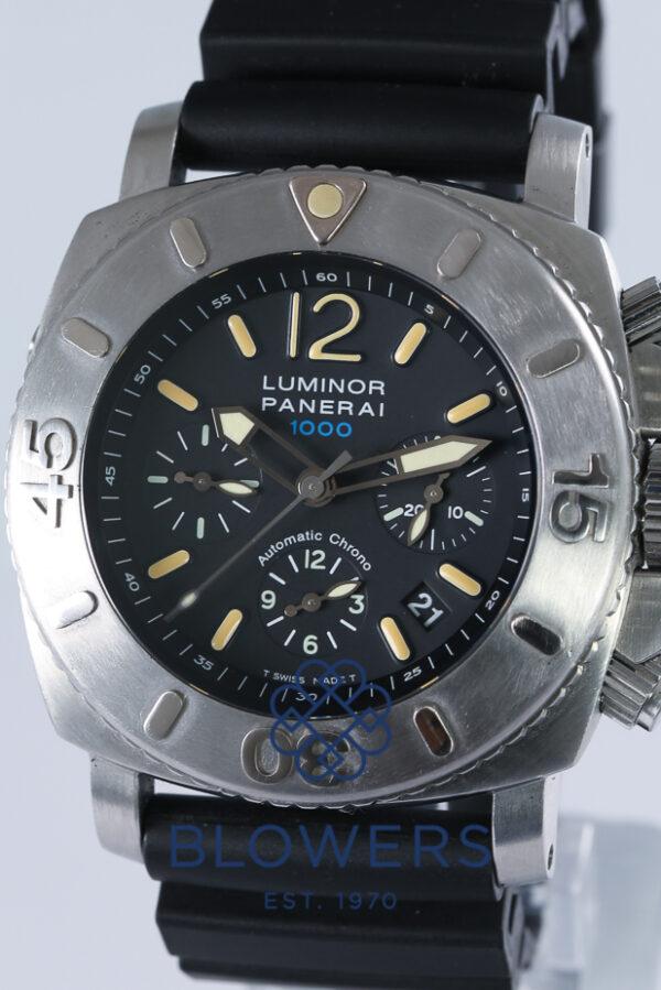 Panerai Luminor Submersible PAM 00187