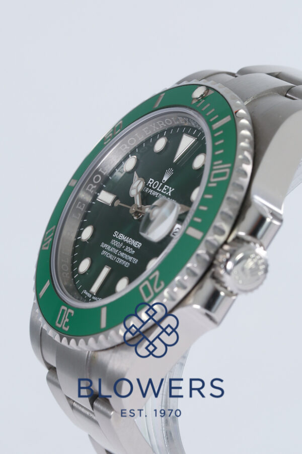 Rolex Oyster Perpetual Submariner Date 116610LV