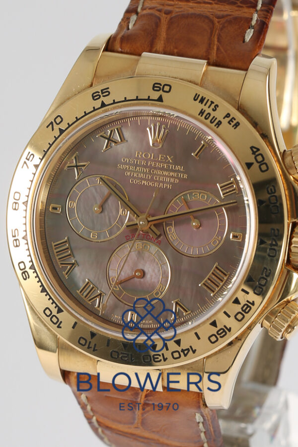 Rolex Oyster Perpetual Cosmograph Daytona 116518