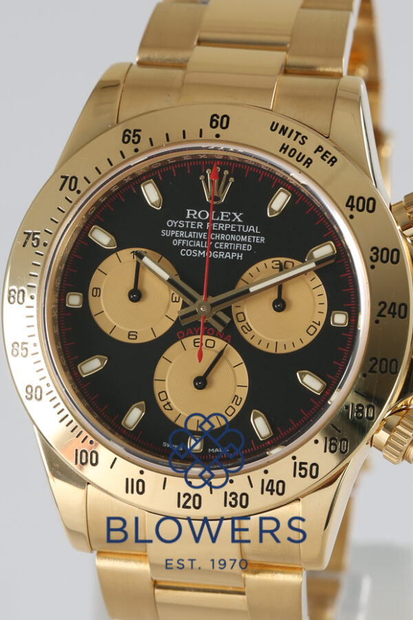 Rolex Oyster perpetual Cosmograph Daytona 116528