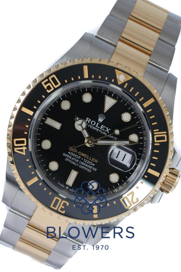 Rolex Oyster Perpetual Sea-Dweller 126603