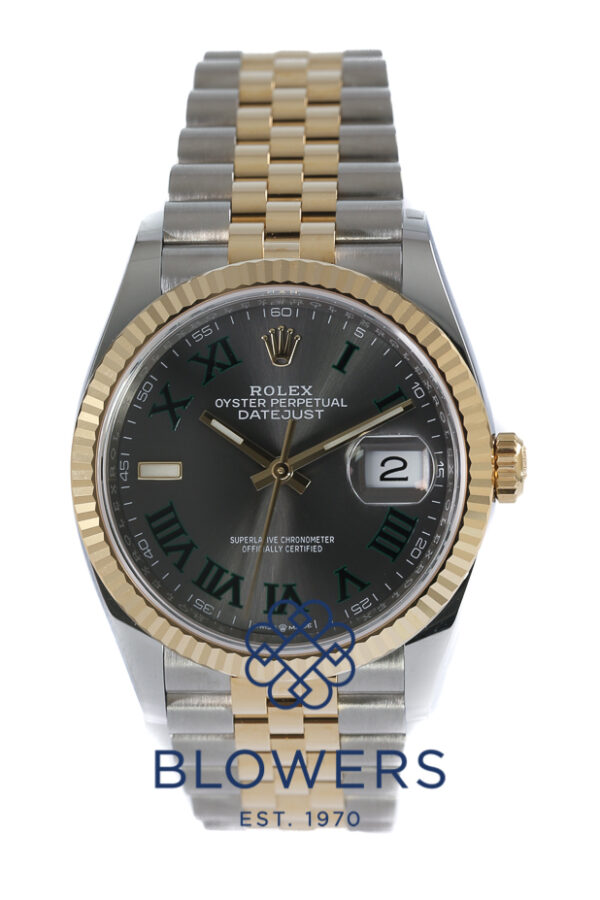 Rolex Oyster Perpetual Datejust 126233