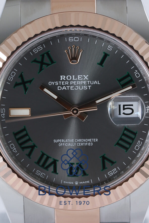 Rolex Oyster Perpetual Datejust 41 126331