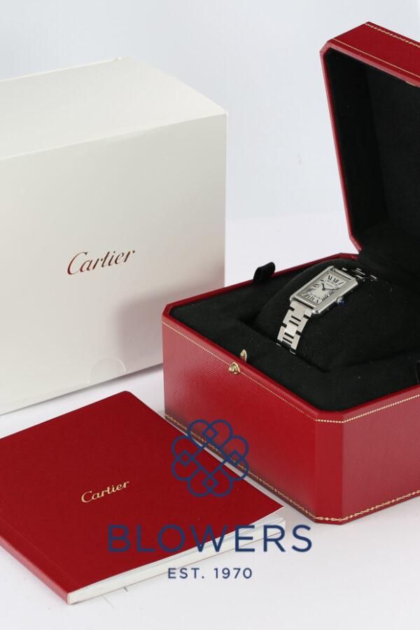Cartier Tank Must De Cartier WSTA0051