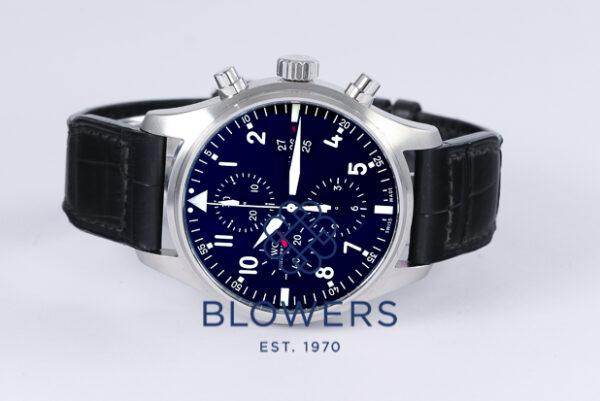 IWC Pilots Watch Chronograph IW3777-01