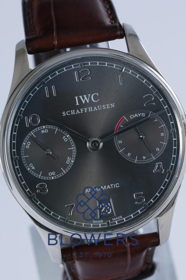 IWC Portuguese Automatic Ref: IW5001-06