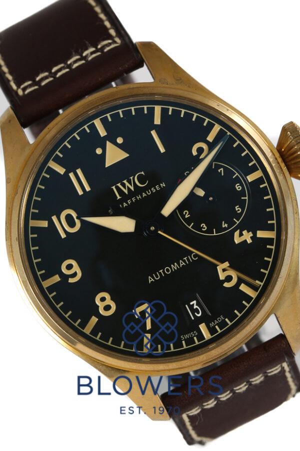 IWC Big Pilots Heritage IW501005