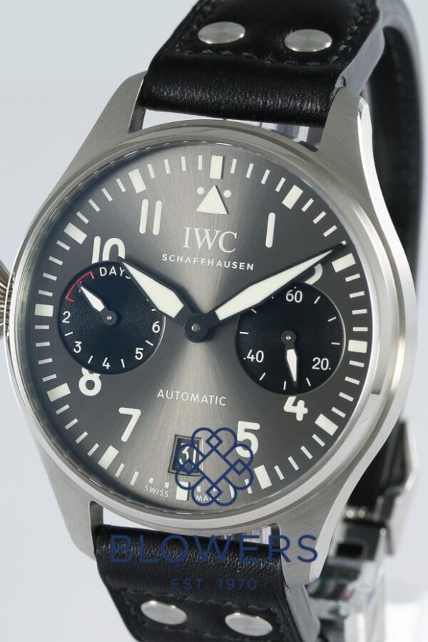 "IWC Big Pilot's ""Right-Hander"" IW501012"