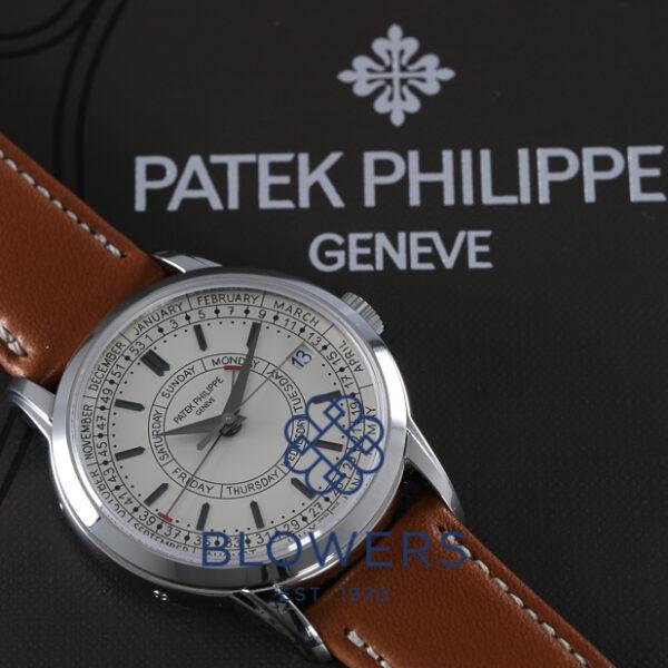 Patek Phillipe 5212A Complications Weekly Calendar