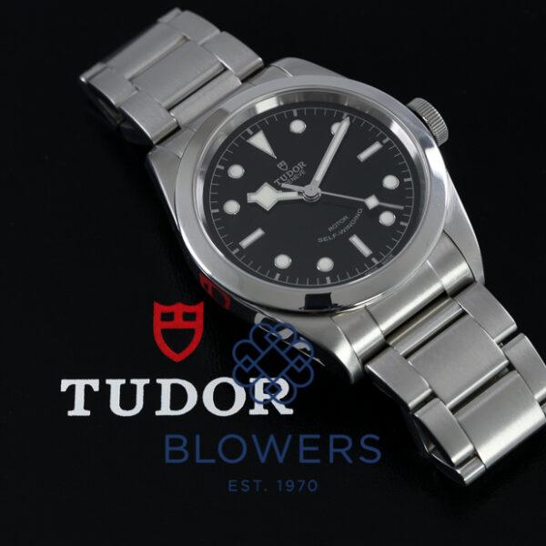 Tudor Heritage Black Bay