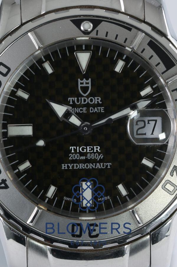 Tudor Prince Date Hydronaut Tiger 89190