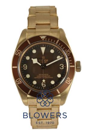 Tudor Black Bay Fifty-Eight Bronze 79012M