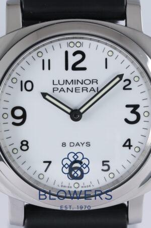 Panerai Luminor Base 8 Days Acciaio PAM00561