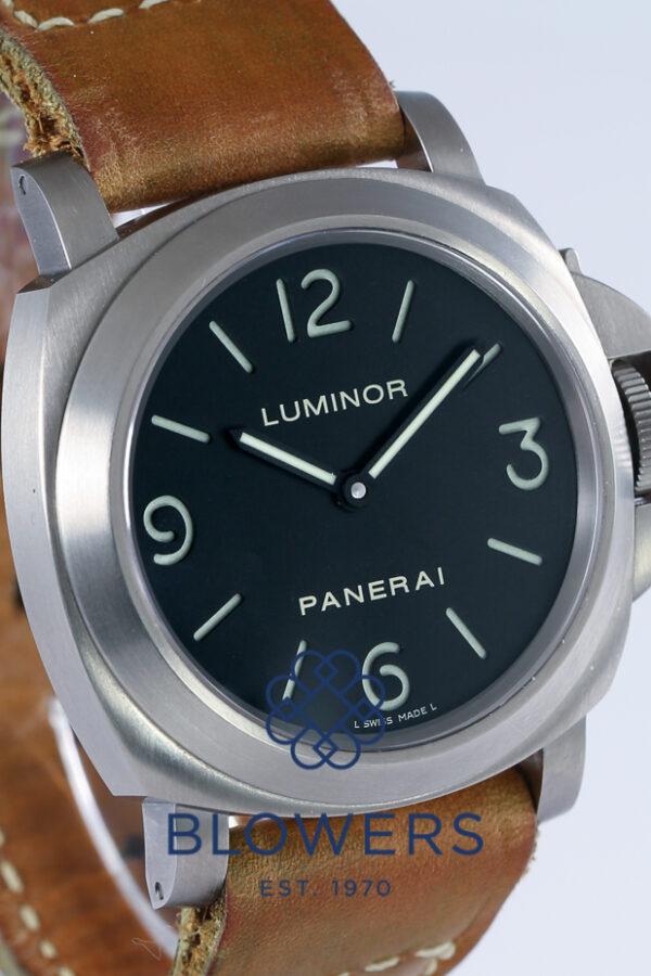Panerai Luminor Base PAM 00176