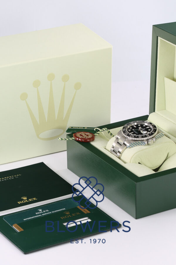 Rolex Oyster Perpetual GMT-Master II 116710LN